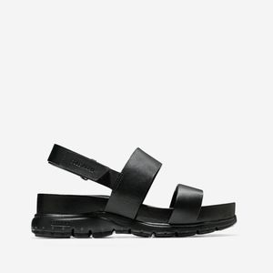 Cole Haan Zerogrand Black Slide Sandal 6